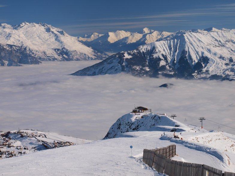 La Toussuire (Les Sybelles) snow