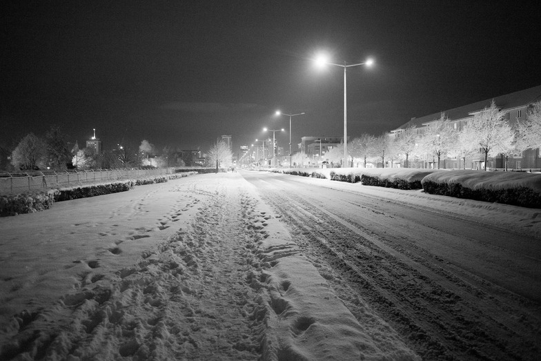Lloyd George Avenue, Cardiff