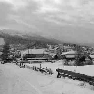 View on Imerlebi, Bakuriani