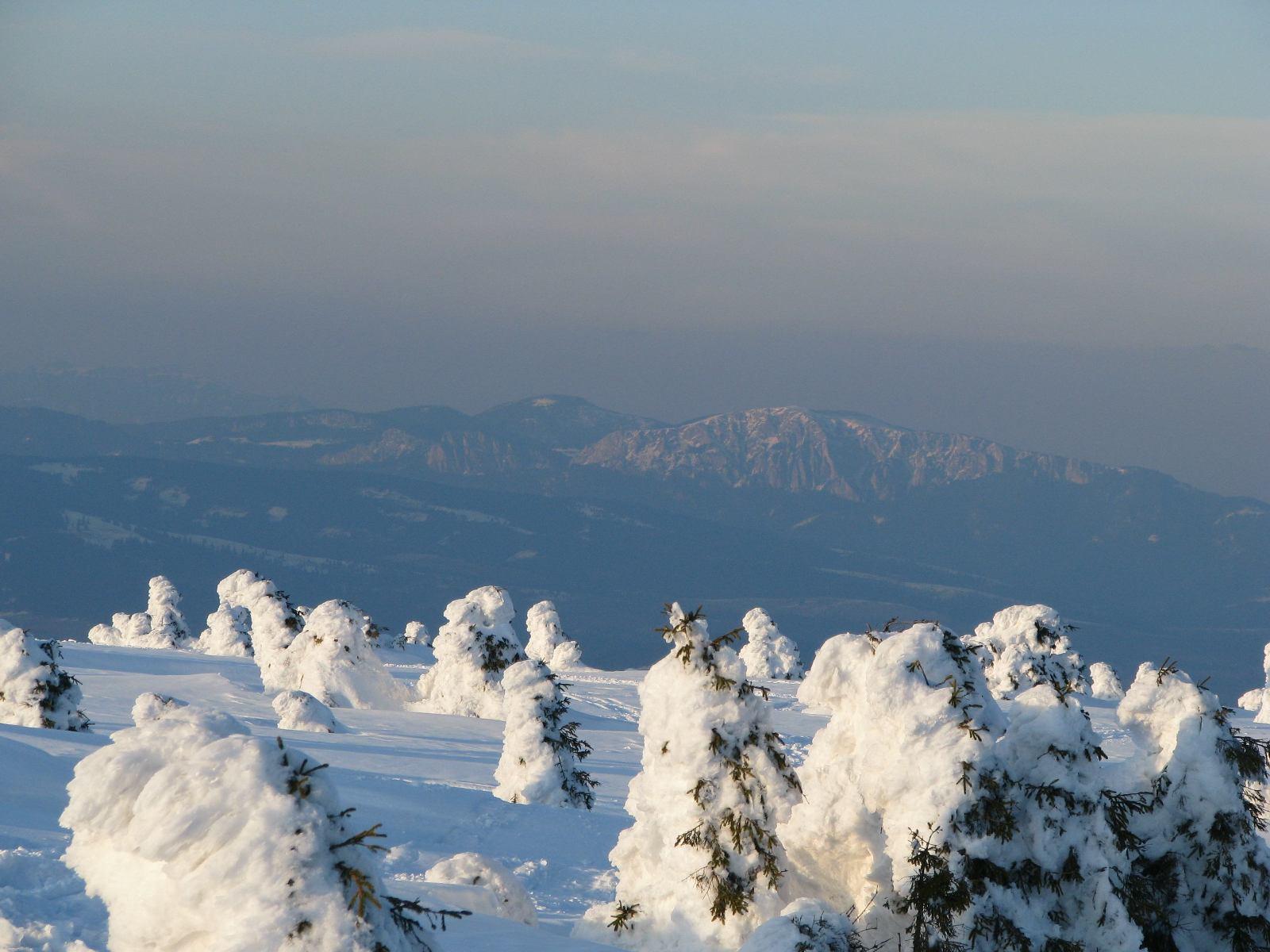 The summit of Harghita (1800m), Harghita Mădăraş