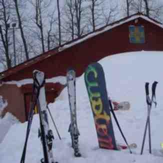 Ski Patrol Cave, Wisp