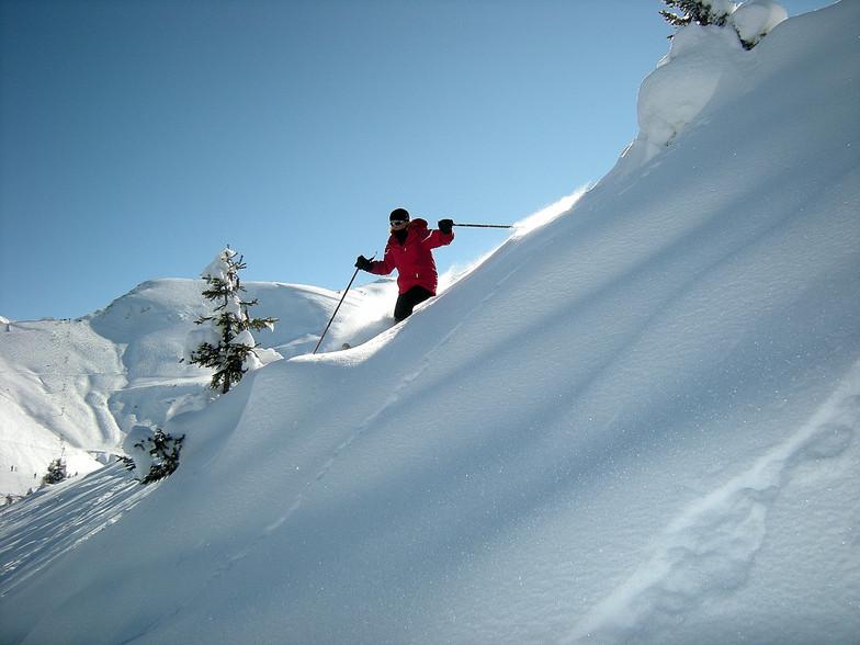 The 'North Face', Saint Gervais