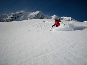 Late February bliss, Saint Gervais photo