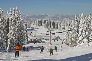 Ski resort Kopaonik photo