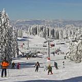 Ski resort Kopaonik, Serbia