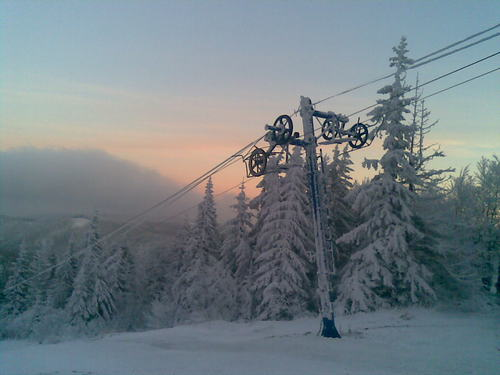 Kojšovsků hoľu/Skipark Erika Ski Resort by: Ákos Andrejkó