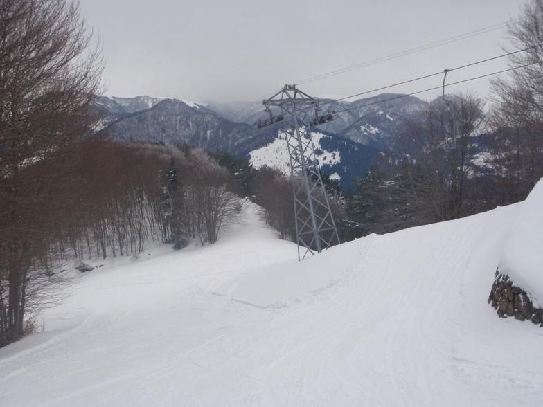 Metsovo, Greece, Metsovo Ski Resort