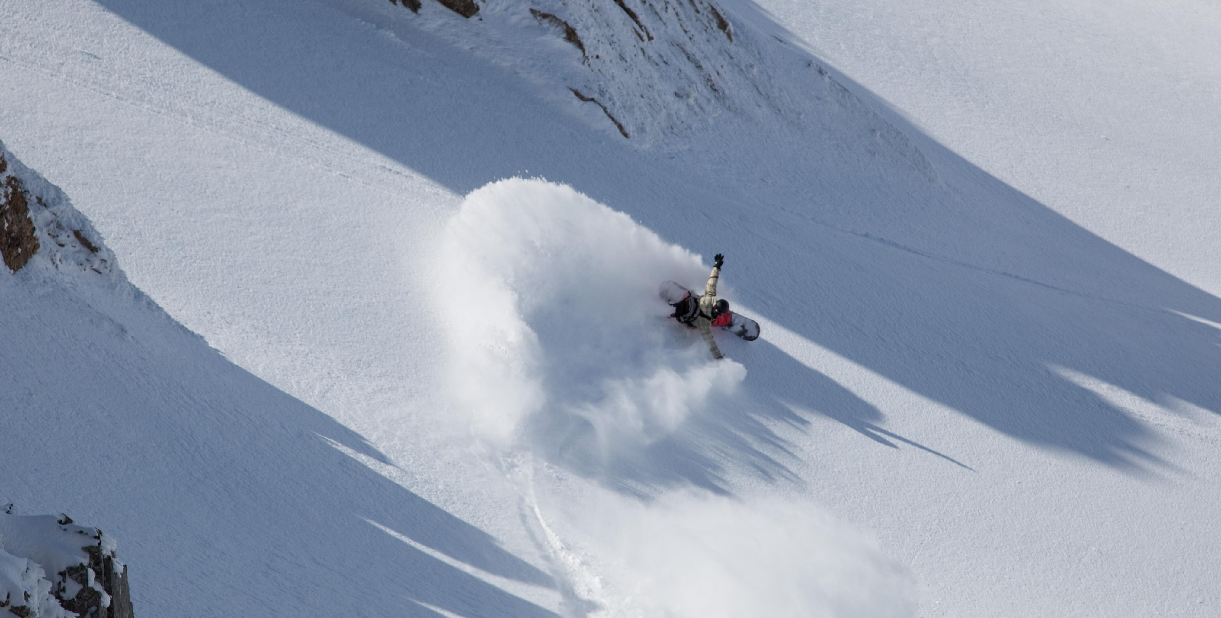 Candanchu Powder Snow