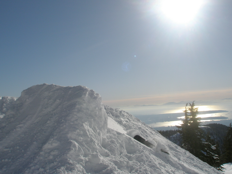 city booter, Mt Seymour