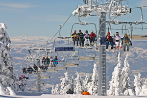 Ski resort Kopaonik photo