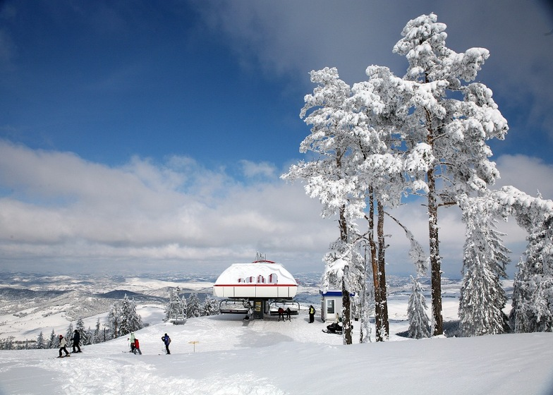 Zlatibor snow
