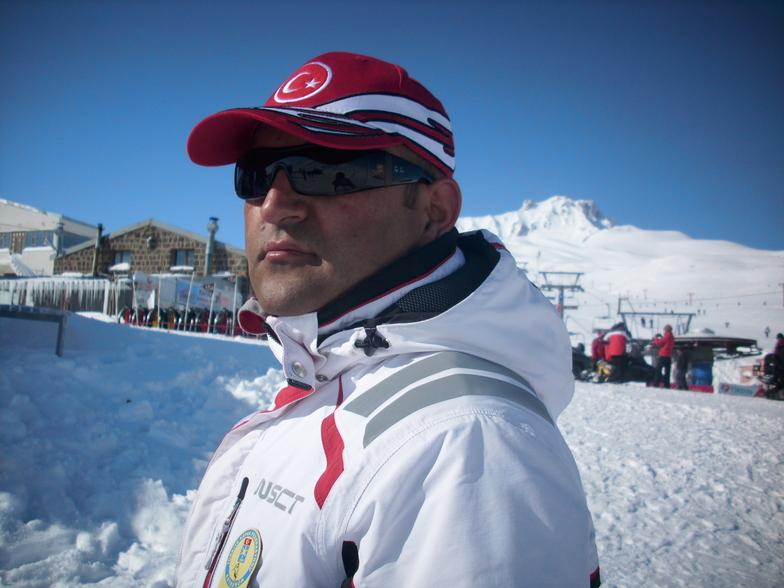 ahmet yıldız, Erciyes Ski Resort
