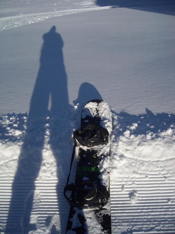 me & my board, Semenic