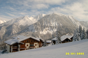 Courchevel photo