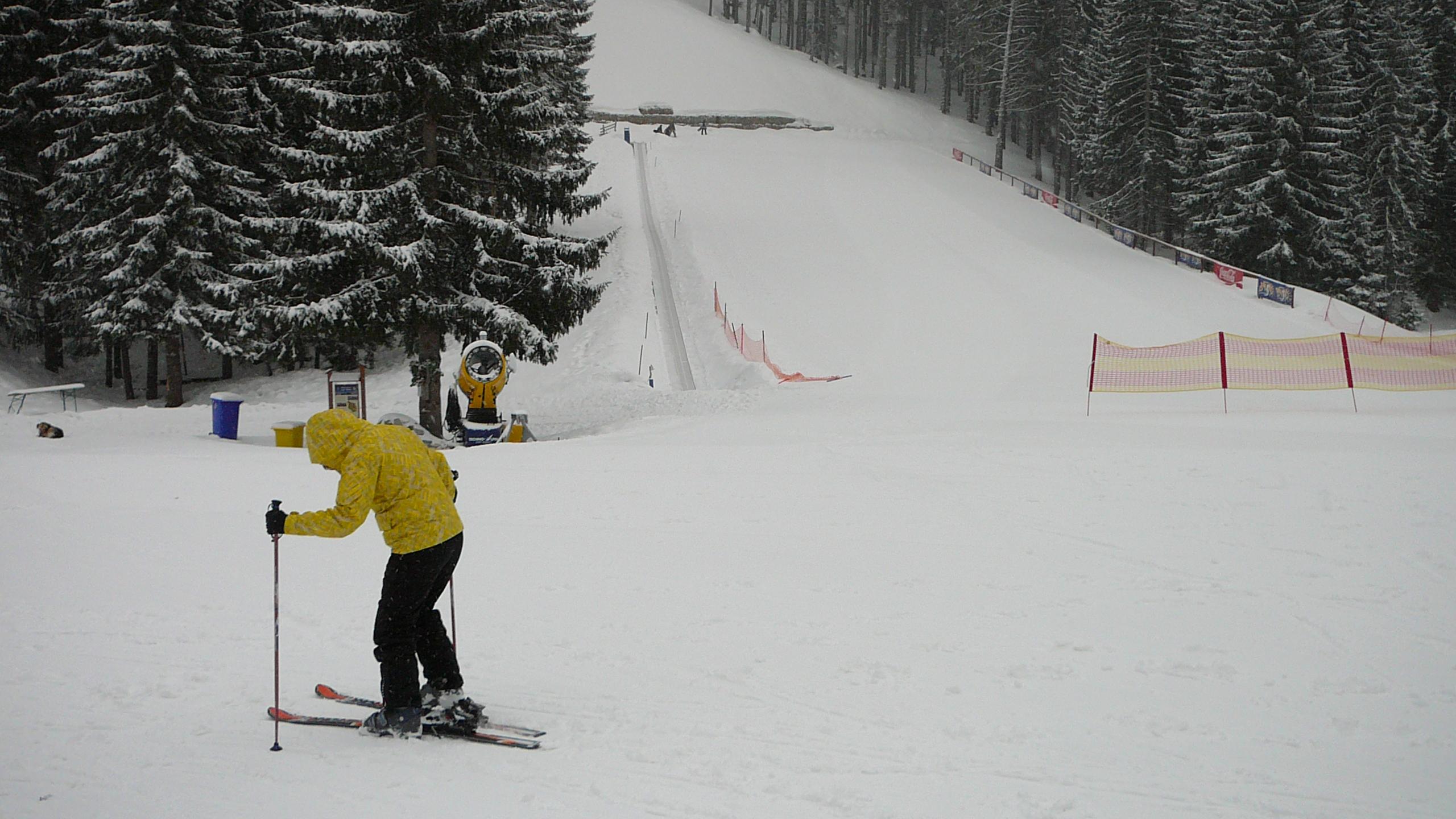 Learner Slope - Bunderishka Polyana, Bansko