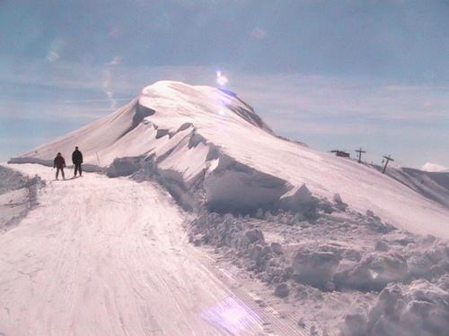Praz Sur Arly Ski Resort by: wicio