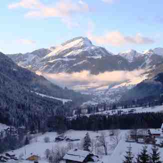 Chatel valley