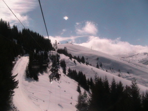 Praz sur Arly 2008 photo