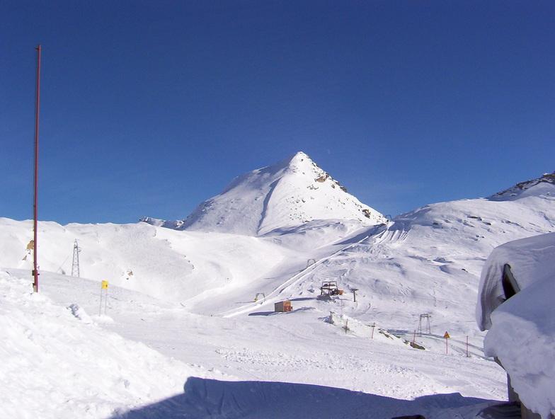 Macugnaga snow