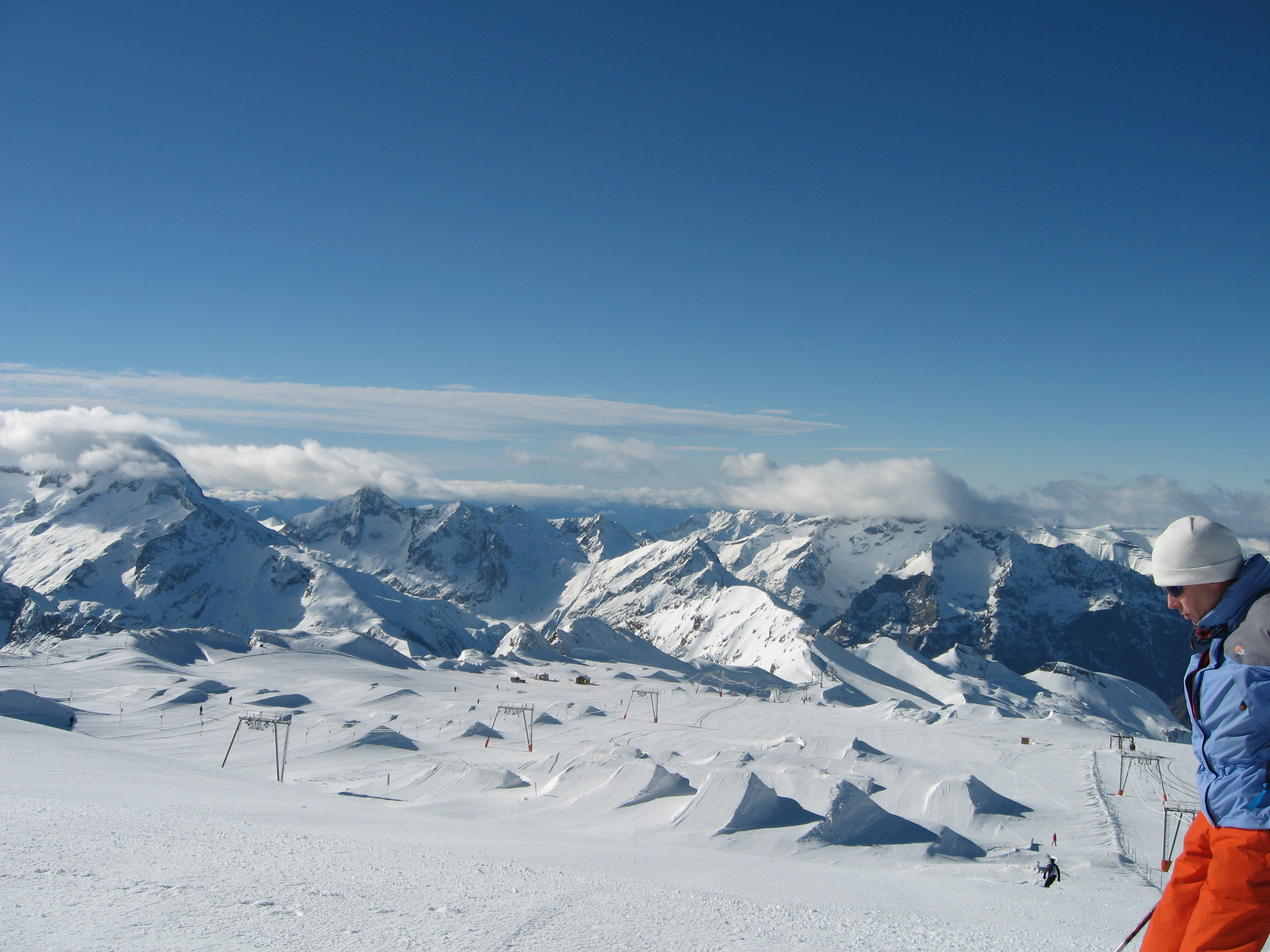 chalet michelle ski guide, Les Deux Alpes