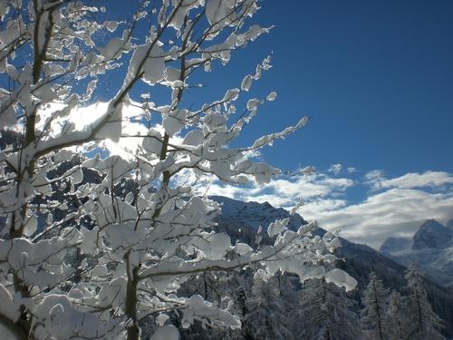 Rhemes-Notre-Dame Ski Resort by: Rudy Berard