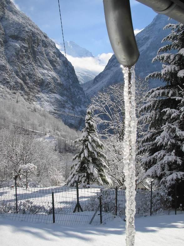 Venosc village, Les Deux Alpes