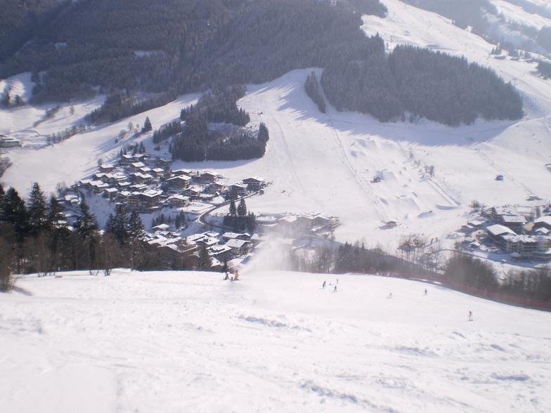 Hinterglem, Saalbach Hinterglemm