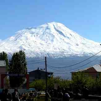Mt. Ararat, Ağrı Dağı or Mount Ararat