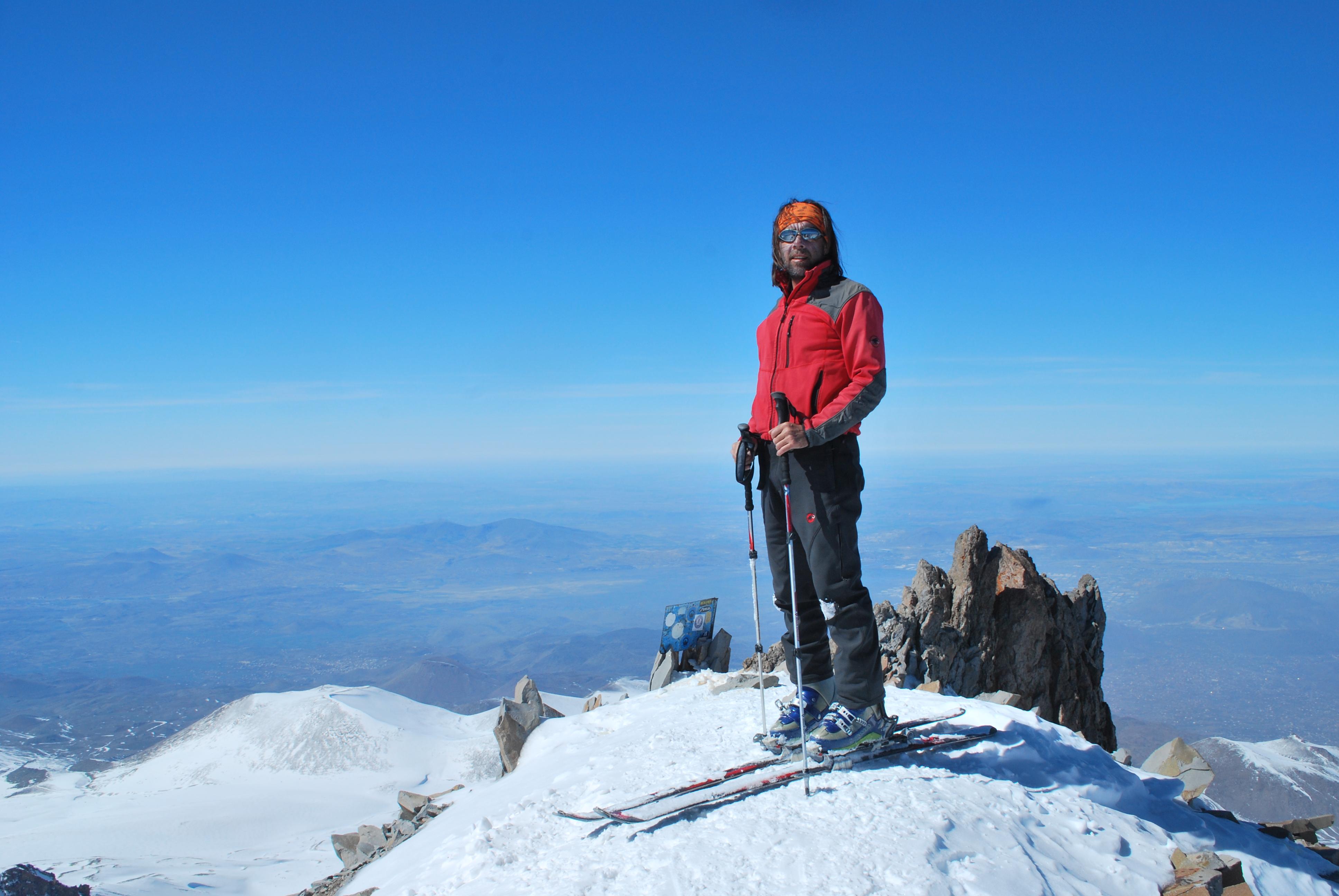 Mt. Erciyes, Erciyes Ski Resort