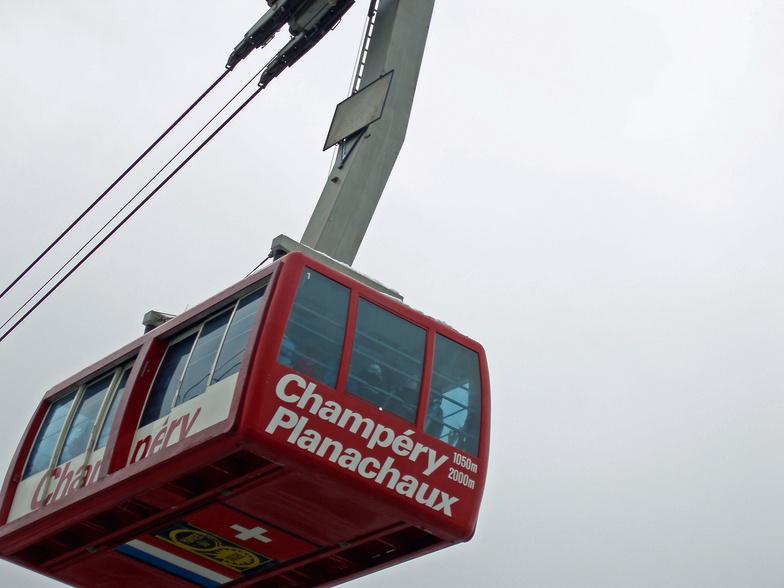 Champéry 2009