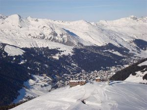 The Hübelhütte, Davos photo
