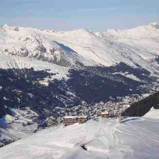 The Hübelhütte, Davos