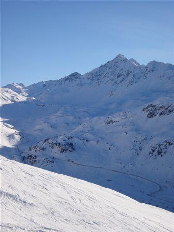 The Fluela Schwartzhorn, Davos