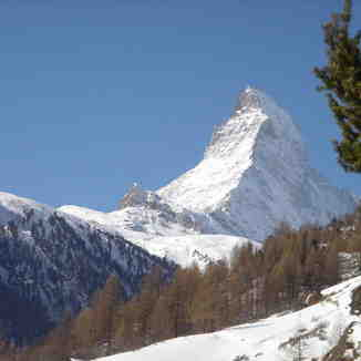 The Mighty Matterhorn 2007, Zermatt
