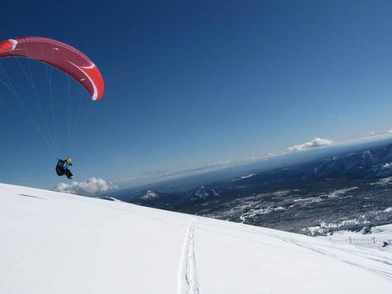 Paragliding, Las Araucarias