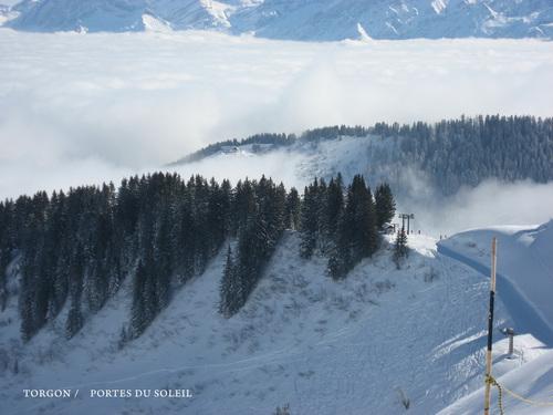 Torgon-Les Portes du Soleil Ski Resort by: Remmelt Staal