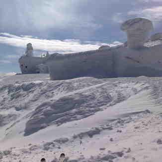 top of bjelasnica 27.03.2008, Bjelašnica