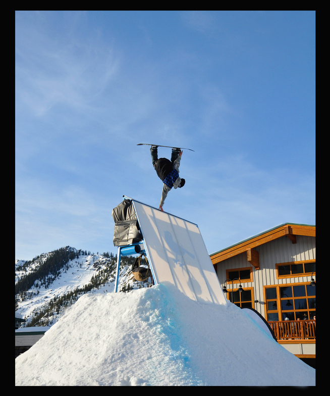 Rider: Tristern welch Photo: Landen Dwight, Stevens Pass