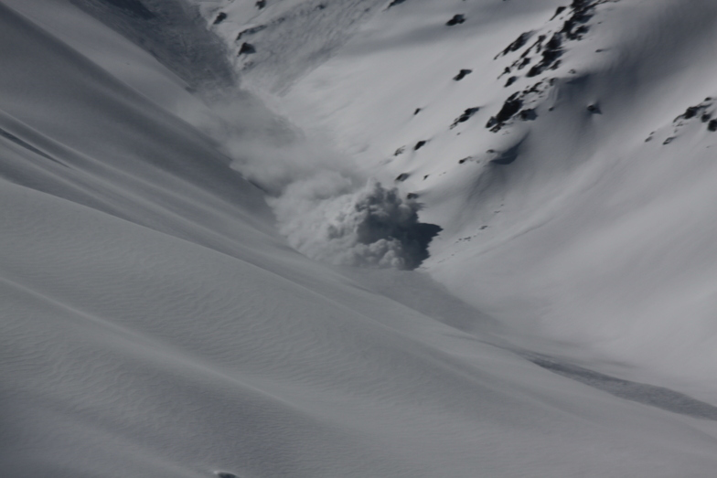 Powder Avalanche, Gulmarg