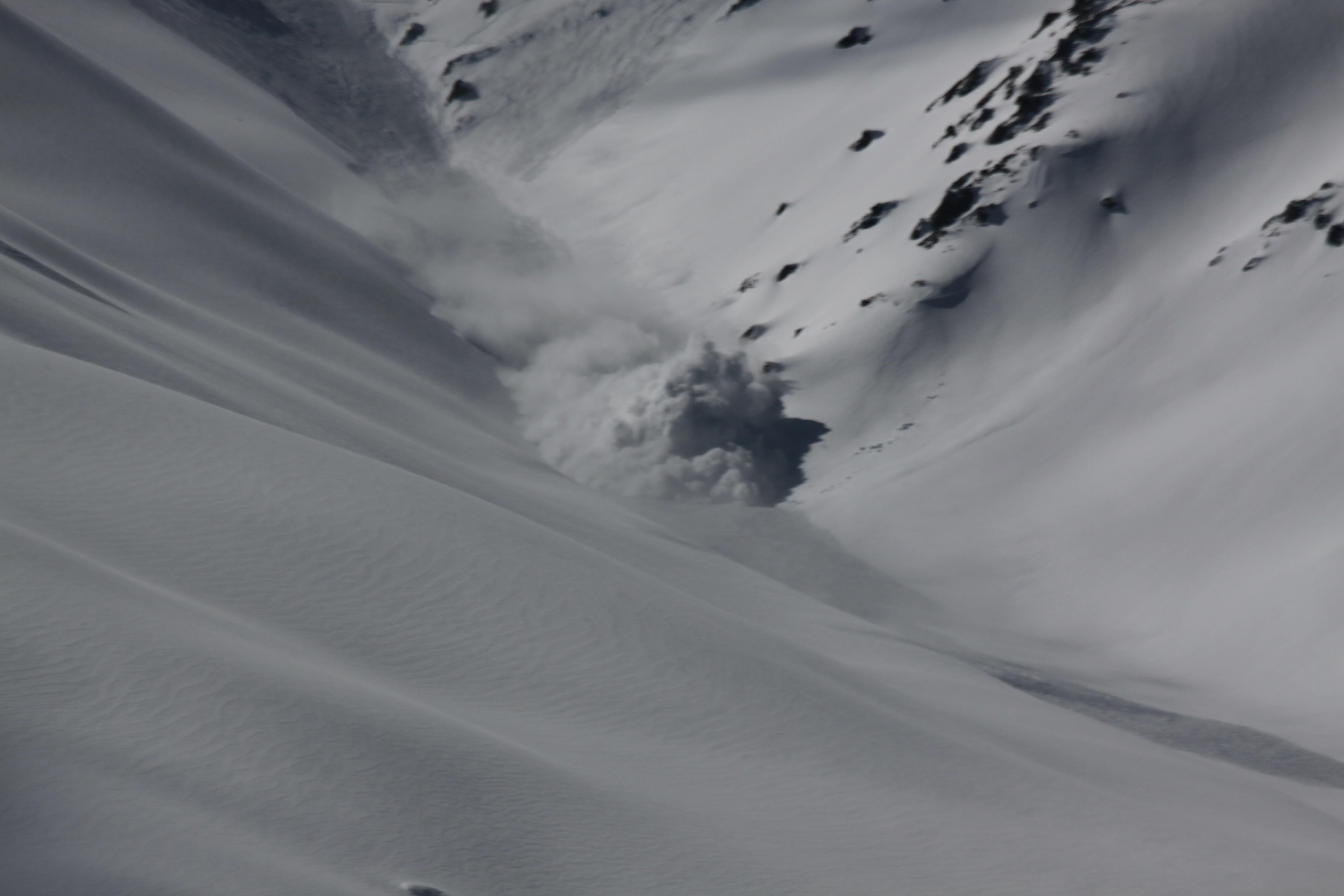 Powder Avalanche, Gulmarg