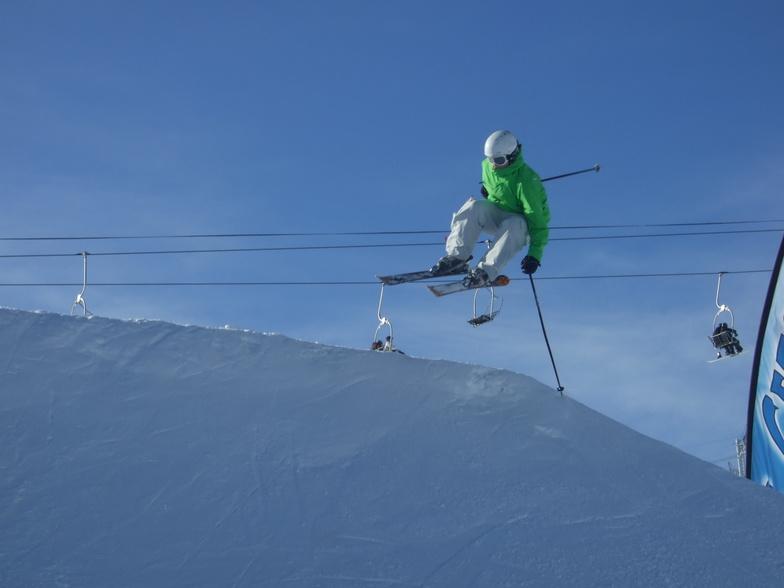 Snow Park, Les Gets