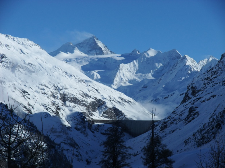 Last Ski back, Grimentz