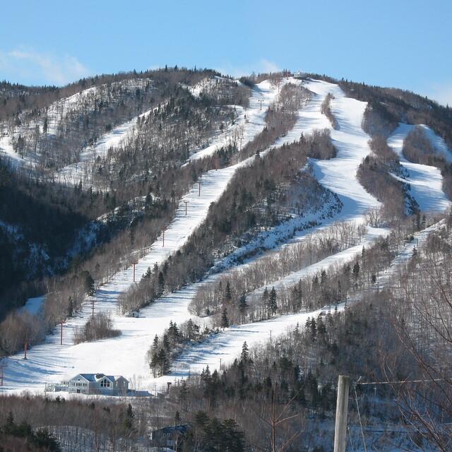 Ski Cape Smokey