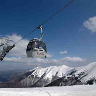 Gondola Chleb, Vratna Dolina