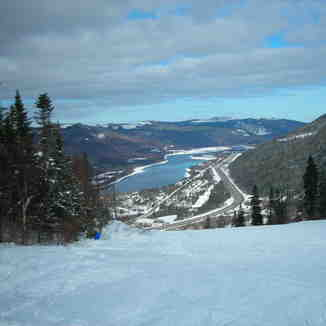 Marble Mountain Ski View of Humber River
