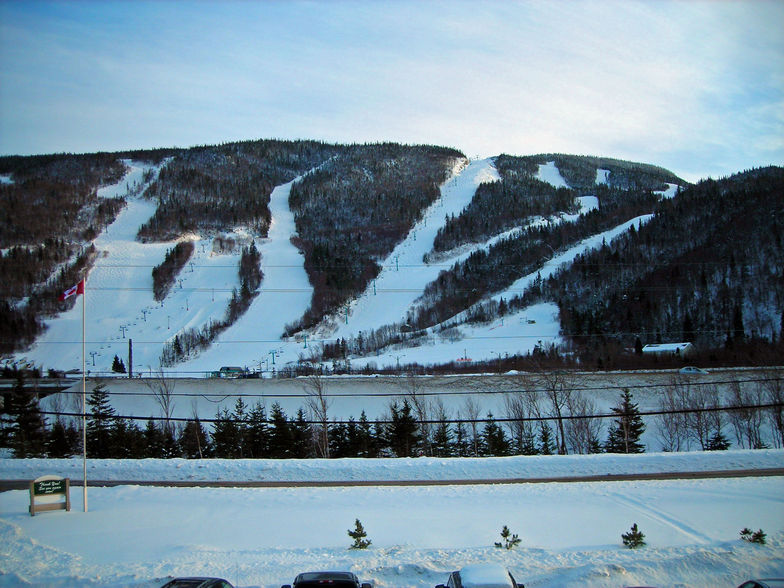 Marble Mountain snow