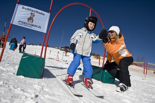 Ebensee am Traunsee Ski Resort by: Birgit Hofauer