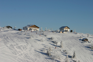 a very friendly winter sport paradise, Ebensee am Traunsee photo