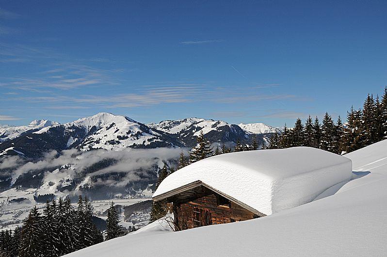 Mountain Hut, Kitzbühel