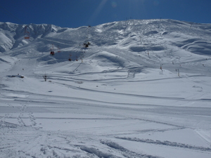 Shemshak ski area photo
